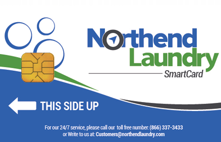 Northend Laundry Card